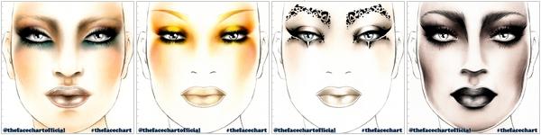 @thefacechartofficial on Instagram